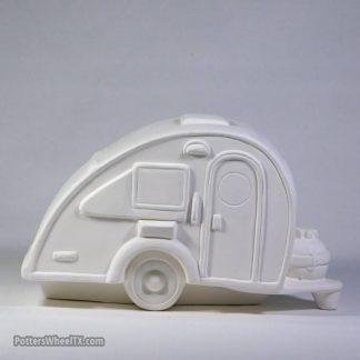 Teardrop Camper - Right View